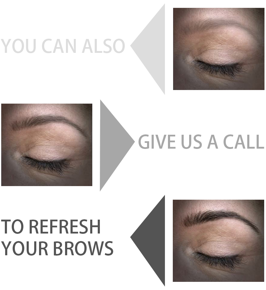 brows appointment